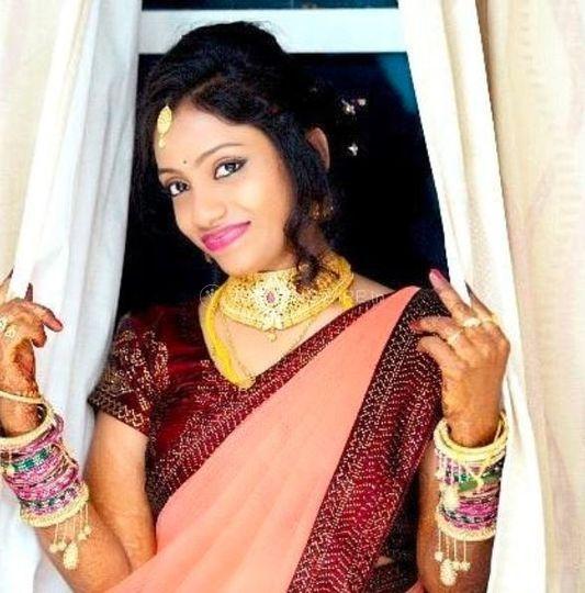 Kalavathira Suri Makeup Artist