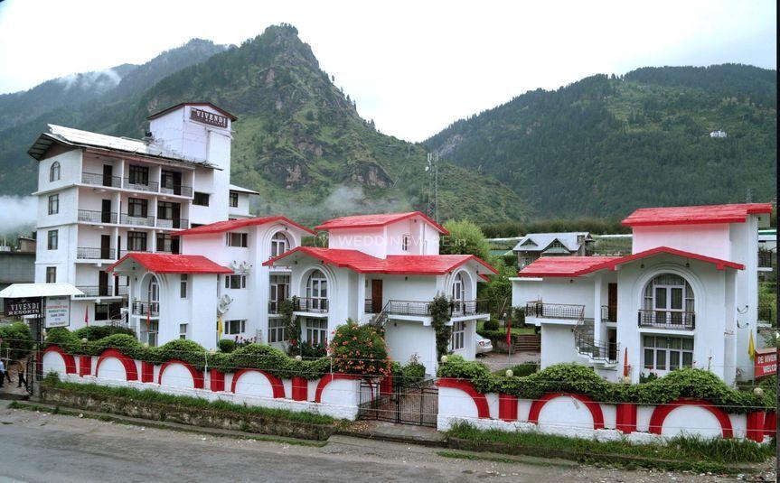 Hotel- pride de vivendi resort- hotel space1