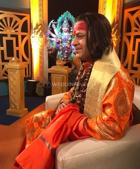 Astrologer Acharya Shailesh