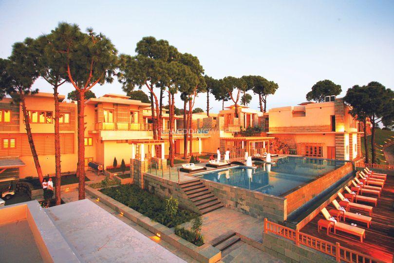 The Moksha Himalaya Spa Resort