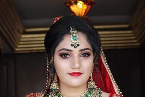 Aman Makeup Artist & Bridal Studio
