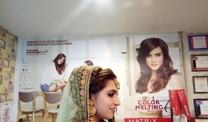 Matrix Khanna Colors Hair & Beauty Clinic