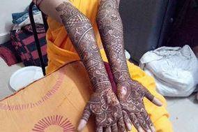 Ravi Mahendi Art
