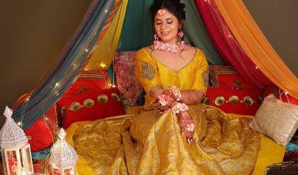 Beauty Sector by Muskan Badgal, Ludhiana