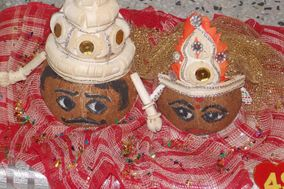 Melbandhan: Wedding Gift decorations
