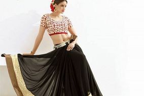 Bollywood Replica Sarees And Lehengas