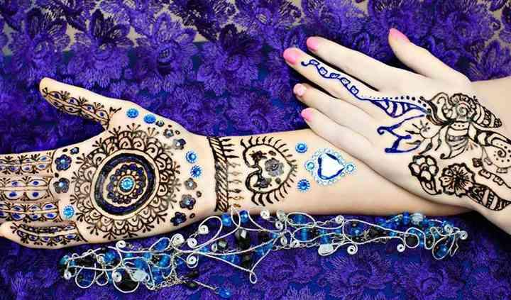 Noshi Mehandi Designs