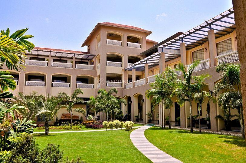 Pramod Convention & Beach Resort, Puri