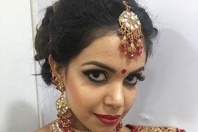 Makeup with Adya Pratap