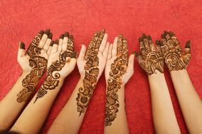 Farzeen Bridal Mehndi Artist Designer
