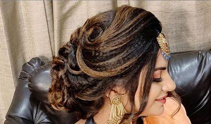 Shreya Malik Makeovers 1