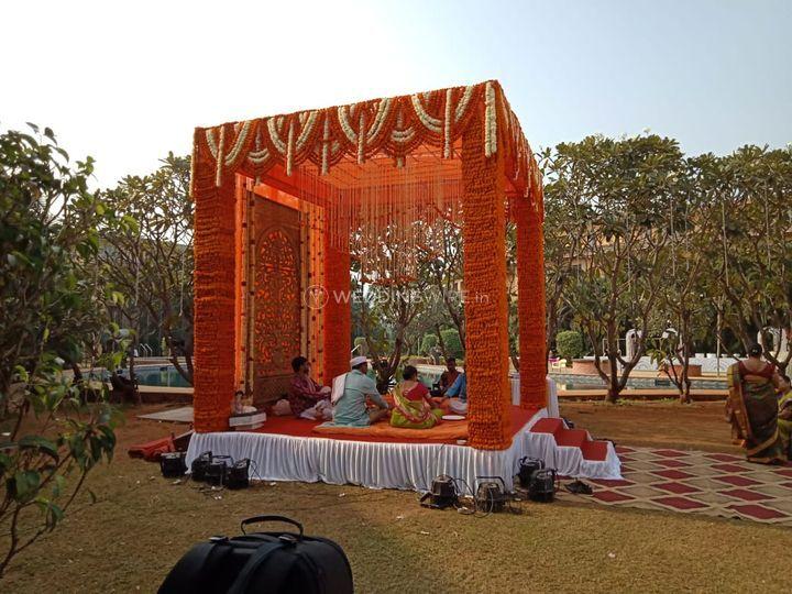 Vidhi mandap