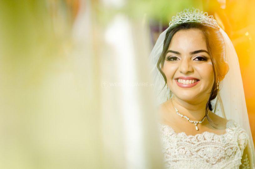 Gorgeous Christian Bride