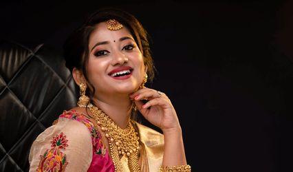 Shwetha Sudhi Makeup Artist, Banashankari