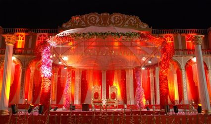 V3 Events and Weddings, DLF Phase 2