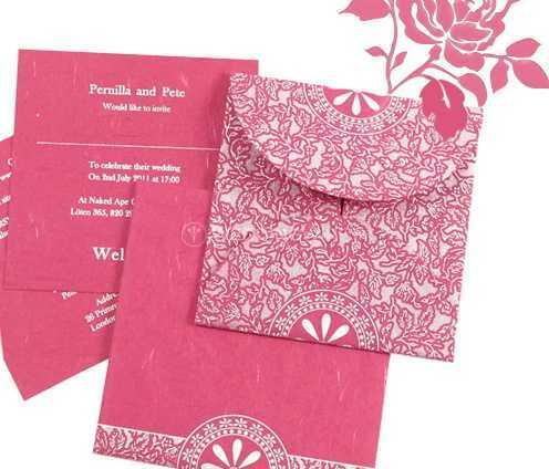 Wedding Invitation Card Design From Indian Wedding Card Jaipur
