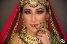 Rashmeet Kaur Makeovers