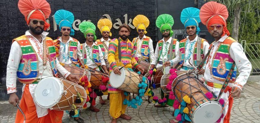 Punjabi Dholl