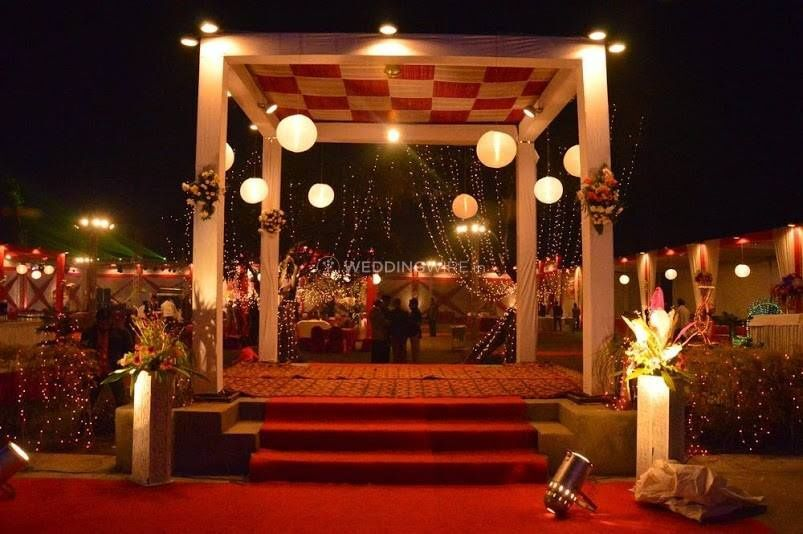 Spaces & decorations of Sanskriti Greens