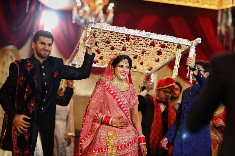 Bride Entry