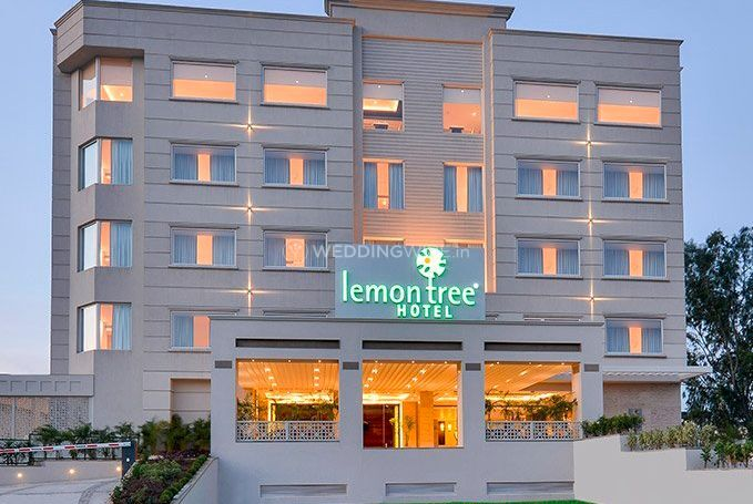 Lemon Tree Hotel, Jammu