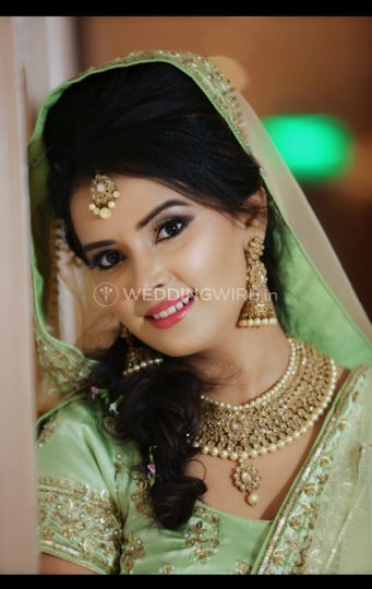 Bridal Makeup From Makeup Forever Studio By Ishita Sood Photo 13