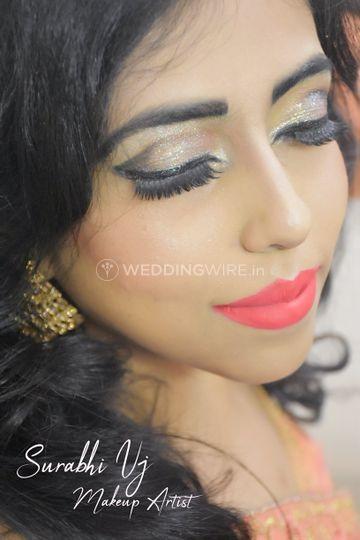 Surabhi Vj - Makeup Artist