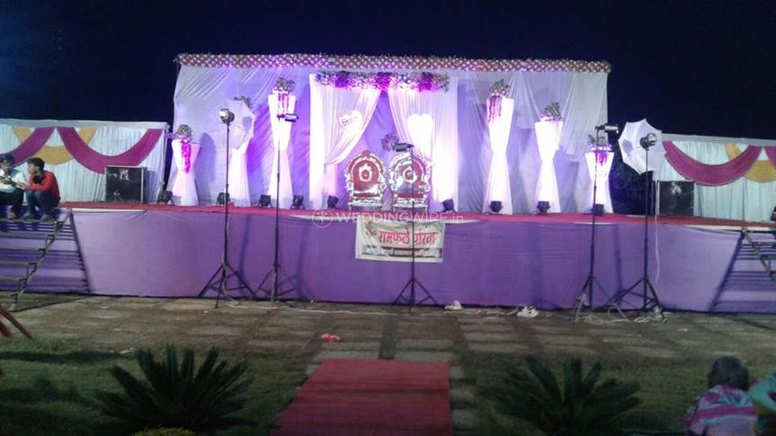 Stage set-up
