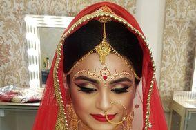 Ujjwal Debnath's Bridal Make up