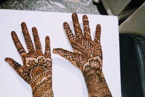 Sapna Mehendi Artist