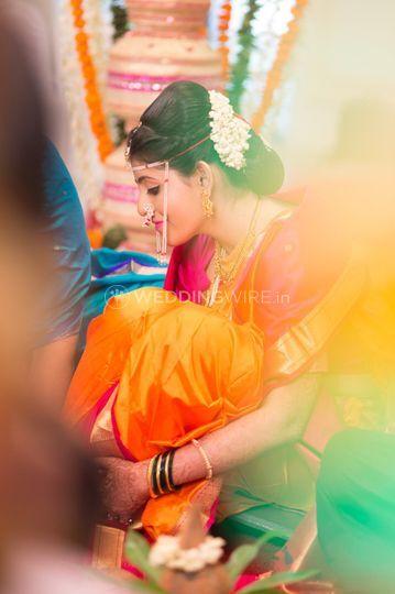 Aparajita + Anuj