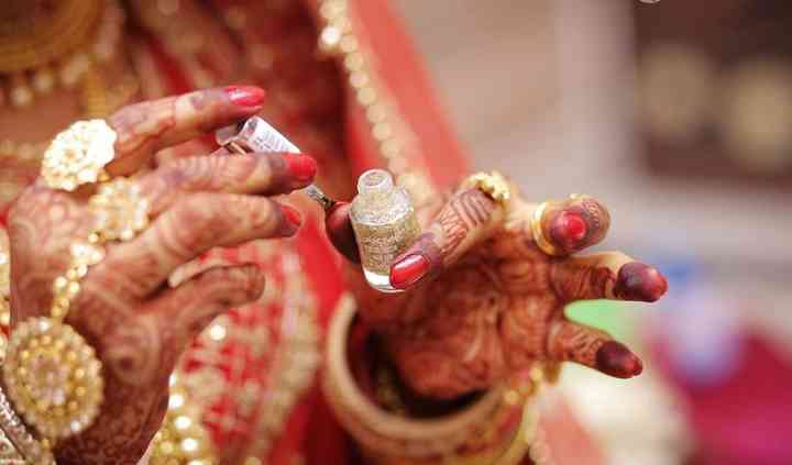Pictorial Wedding Moments by Rajib Abhikari