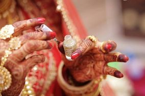 Pictorial Wedding Moments by Rajib Abhikari