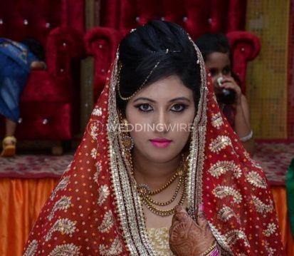 Roopali Makeup Studio Bridal makeup