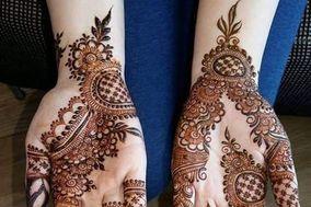 Rajasthan Mehndi And Tattoo Art, Alambagh