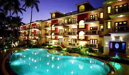 Lazylagoon Sarovar Portico Suites, Goa