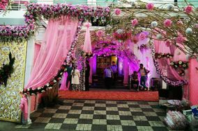 Flower Decoration by Saurav Dutta