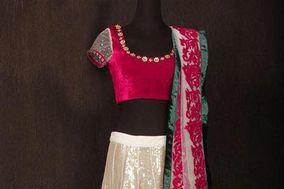 Bridal Lehanga's by Nikhil