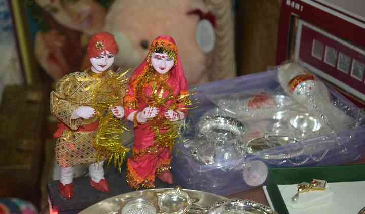 Wedding Trousseau and Decoration