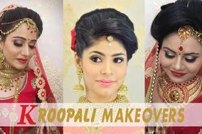 K Roopali Makeovers