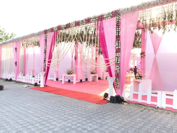 Wedding venue-Namah entry gate