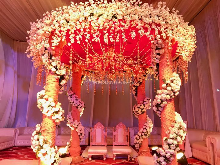 Wedding venue-Kalire vedi setup