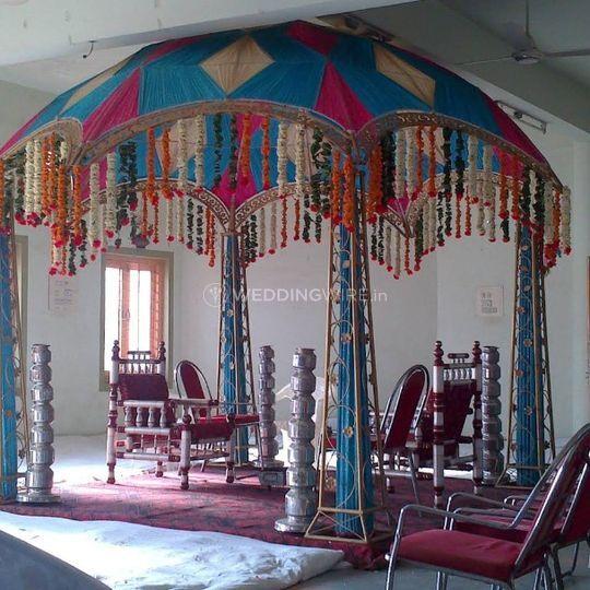 Laxmi Party Plot Mandap Services