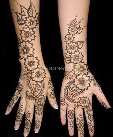 Vipendra Bridal Mehandi Art