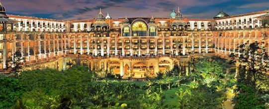 The Leela Palaces Hotels Resorts