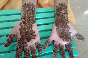 Bhavana Mehendi Artist