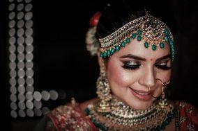 Blushing Bride Makeover, Patna