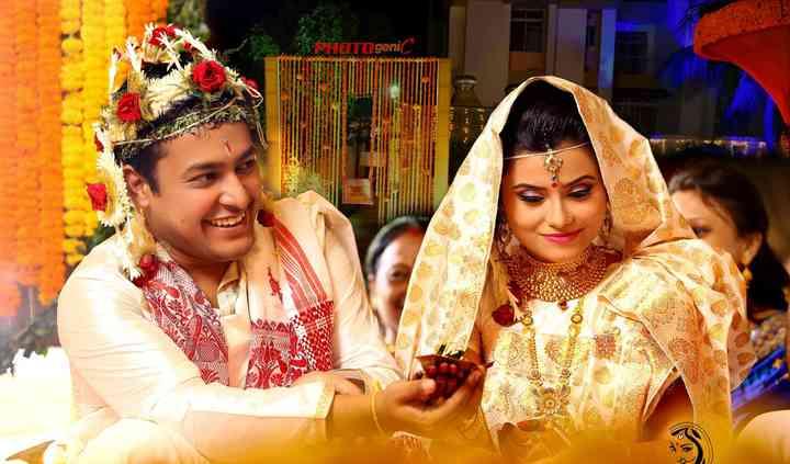 Photogenic Wedding Photography, Guwahati