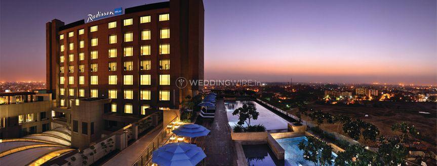 Radisson Blu Hotel, New Delhi, Paschim Vihar