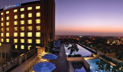Radisson Blu Hotel, Paschim Vihar 1
